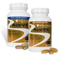 Activit Multivitamins #suppliments #Metabolism