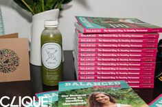 Kasey Willson launched her new health book Balanced, The Natural Way to Healthy Hormones with a yoga class at Xtend Barre last night.