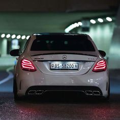 Mercedes Benz AMG - Photo by swissrichstreets Benz Suv, C 63 Amg, Mercedes Benz Cars, Performance Cars, Sport Cars, Luxury Cars, Dream Cars, Automobile, Instagram