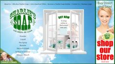 Safe, non-toxic biodegradable cleaning products Derrike Cope, Oxygen Bleach, Natural Laundry Detergent, All Natural Cleaners, Laundry Powder, Cleaning Hacks, Cleaning Products, Green Cleaning, Kitchen And Bath
