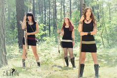 3Elfen Sommerkleid Ballon Elf, Rock, Summer Recipes, Curve Dresses, Skirt, Locks, The Rock, Rock Music, Fairy