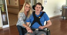 Wife of Navy SEAL Who Suffered Brain Injury In Car Accident Using Pilates to Help Him Move Again