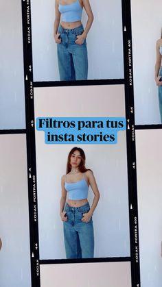 Instagram Feed, Instagram Story, Bra Hacks, Insta Filters, Creative Instagram Stories, Cute Poses, Photos Tumblr, Indie Kids, Insta Story