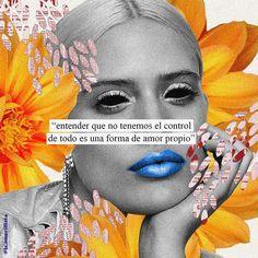"""gordita amarillista on Instagram: """"no sé quién escribió la frase pero pega como un tren"""" Art Quotes, Life Quotes, Inspirational Quotes, Collage Design, Collage Art, This Is Your Life, Indie Art, Feminist Art, Self Love Quotes"""