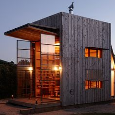 Whangapoua Beach House; Crosson Clarke Carnachan Architects
