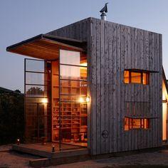 Whangapoua Beach House; Crosson Clarke Carnachan Architects