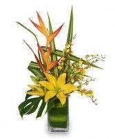 5-STAR FLOWERS Vase Arrangement in Springfield, IL | TRUE COLORS FLORAL ARTISTRY