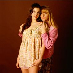 Mother/daughter: Bebe Buell & Liv Tyler