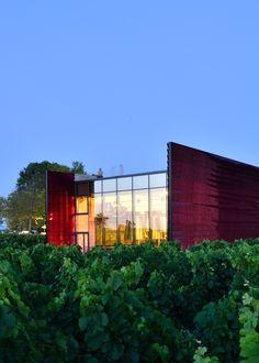 The best wine destinations in Bordeaux: Chateau La Dominique