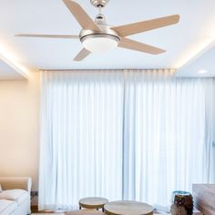 #Deckenventilator Mistral 42 Grau   #Deckenleuchte #Ventilator    Deckenventilator   Pinterest