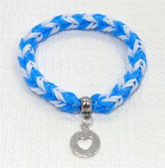 Reyes-Syndrome-Awareness-Bracelet-Handmade-Woven-Rainbow-Loom-Bracelet-WWC