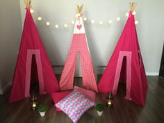 Cabanas Joy exclusivas para a sua Festa do Pijama!!! #festadopijama#sleepover#teepee#cabanas#kids#kidspartyz#exclusiva#crazyfortents