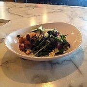 The Winter Panzanella Salad. Wow.