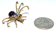 What's the Buzz? Insect Figural Jewelry by ClockworkZoo on Etsy