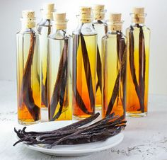 Homemade vanilla can be made several times over using the same pods, squeezing every bit of value and goodness from each. Making your own high quality vanilla extract will ensure that you know exactly what you're getting using the best ingredients available and saves money as well. Affiliate