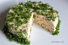 Сыроедческий Сыр с Зеленью