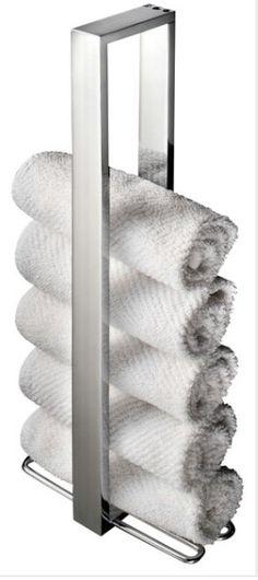 Gästehandtuchhalter gästehandtuchhalter bk hte41 towels bathroom laundry and accent decor