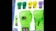 Women MMA in PU Leather With 4 Brighter Shades For Punching Training Spa... Mma Boxing, Boxing Gloves, Judo, Pu Leather, Spa, Shades, Training, Women, Boxing Hand Wraps