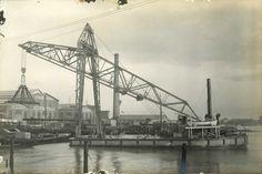 Bnr. 619 (1929) 'Montevideo' 90 ton foto: Gemeentearchief Schiedam fotograaf: onbekend