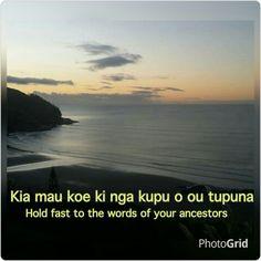 Maori whakatauki