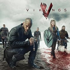 The Vikings Sail for Wessex. Vikings Attempt to Rip Open Gates. The Vikings Are Told of Ragnar's Death. Vikings Tv Show, Watch Vikings, Vikings Tv Series, Ragnar Lothbrok, Lagertha, The Tudors, Katheryn Winnick, History Channel, Action Movies