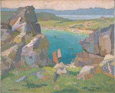 """Rhona Haszard, """"The Sea and the Bay"""". Christchurch Art Gallery Te Puna o Waiwhetu, NZ"""