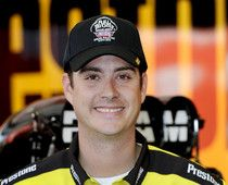 Spencer Massey has two wins in the season's first four races [photo: NHRA Media]