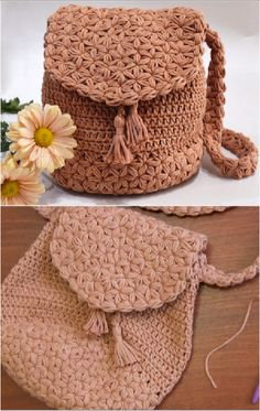 jasmine stitch backpack