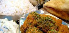 """Joka maassa tehdään omat lihapullat - intialaisissa """"koftissa"""" riittää mausteita ja makua."""