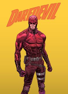 Daredevil, The Man Without Fear  -  Dan Mora