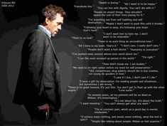 The Sum of Gregory House - house-md photo Gregory House, Tv Quotes, Quotable Quotes, Funny Quotes, Life Quotes, Snap Quotes, Motivational Quotes, Dr House Quotes, Quotes Girlfriend