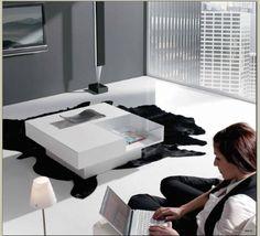 mesa de centro box -