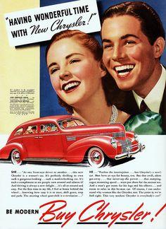 1939 Chrysler Royal 4-Door Sedan | by aldenjewell