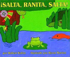 iSalta, Ranita, Salta!Jump, Frog, Jump!