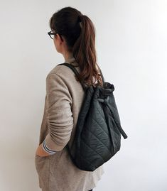 gym bag sport bag gift for woman eco bag vegan bag sac a dos drawstring bag japanese style japanese fabric gift for her purple bag