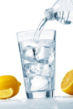 Staying hydrated is essential to flushing inflammation-causing toxins out of your body. Aim for 64 ounces of water per day. Remember: Add an additional 8 ounces of water for every 30 minutes of exercise as well.