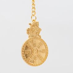 Feng Shui, Pocket Watch, Gold Necklace, Accessories, Jewelry, Gold Pendant Necklace, Jewlery, Bijoux, Jewerly