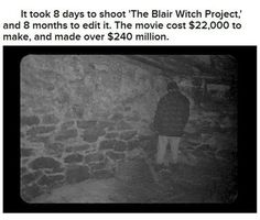 is the blair witch project a true story Curse of the blair witch  the blair witch project, (87 min)  the reason it was so popular was because it was portrayed as a true story, which it was not.