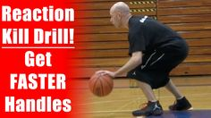 Basketball Drills: Kill Dribble – Get Crazy Handles & Ball Control! Fsu Basketball, Basketball Games For Kids, Basketball Tricks, Basketball Workouts, Basketball Skills, Basketball Shooting, Basketball Players, Dribbling Drills Basketball, Basketball Birthday