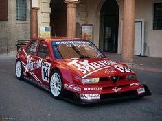 Best Shed (itsbrucemclaren: . Alfa Romeo 155, Alfa Romeo Cars, Cool Car Drawings, Alfa Alfa, Road Race Car, Gt Turbo, Classic Race Cars, Fiat Abarth, Sport Cars