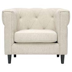 Cortland Arm Chair @scrapwedo