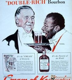 Cream of Kentucky Bourbon Ad