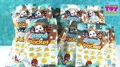 6679cbf0fb Snow In My Pocket Blind Bag Palooza Toy Opening