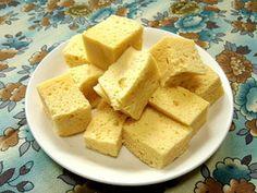 豆乳おから蒸しパン Okara Steamed Bread