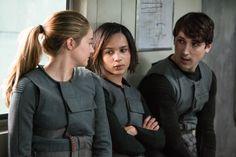 Screening #Divergent en 10 ciudades de Estados Unidos.