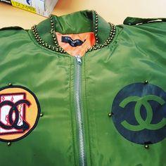 #love CHANEL jacket