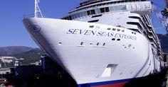 The 750-passenger Seven Seas Explorer is scheduled to debut in July. www.travelagentlongisland.com