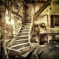 The Abandoned Barne by Sven Fennema