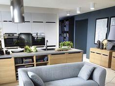 Black Red White - Senso Kitchens - Capital 33rd Saperavi Avenue  #brw #blackredwhite #kitchen #kitcheninspiration #kitchendesign #inspiration #home #homedecor #cooking #trend