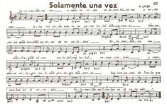 partituras de boleros para piano - Buscar con Google
